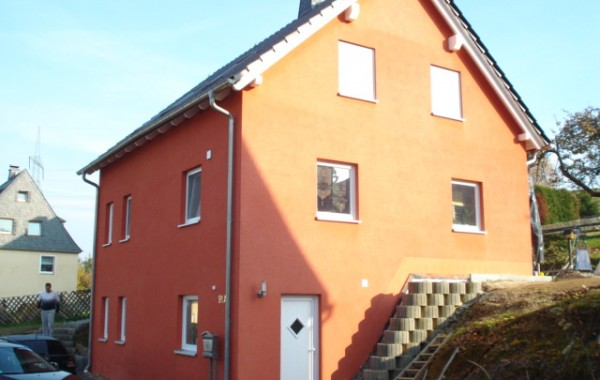 Hanglage, Gelenau