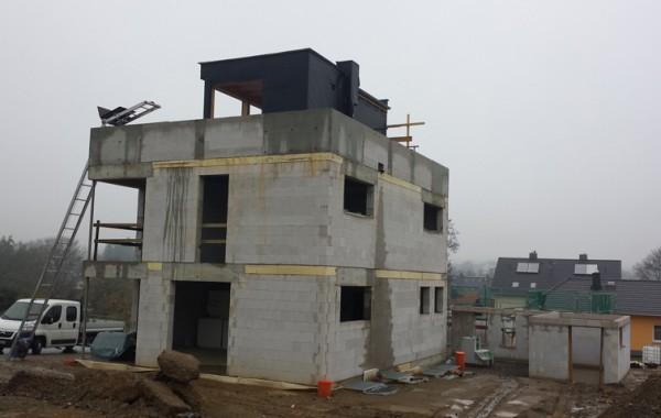 Neubau Einfamilienhaus in Zwönitz