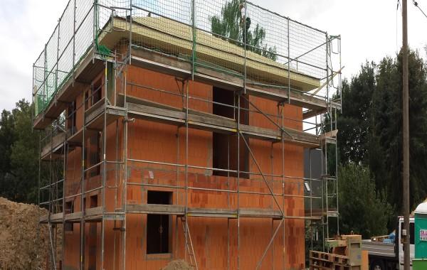 Neubau Einfamilienhaus in Mühlau