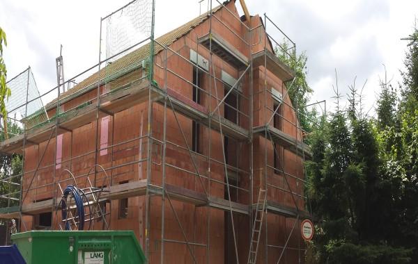 Neubau Einfamilienhaus in Niederfrohna