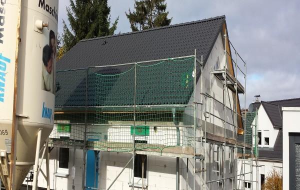 Neubau Einfamilienhaus in Freiberg